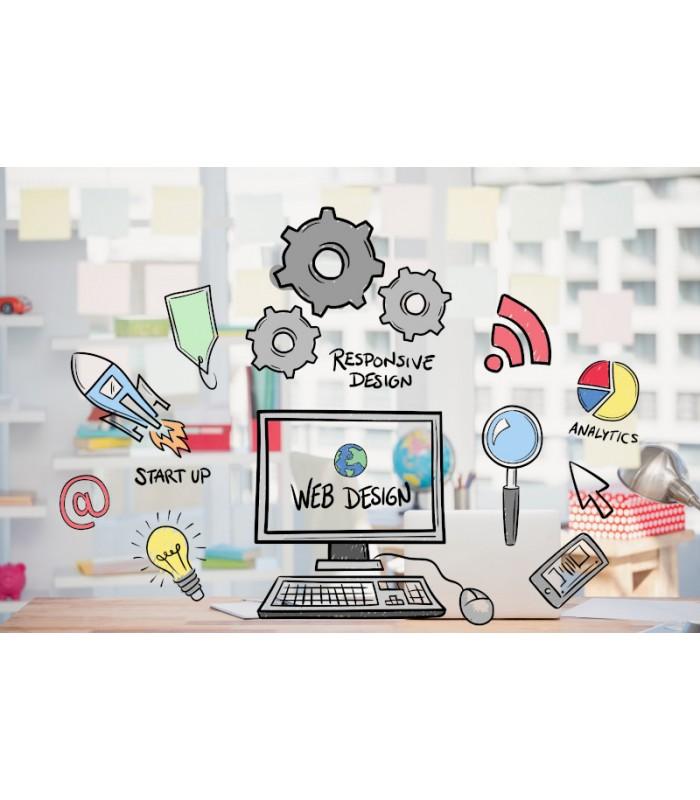 Creación web diseño personalizado